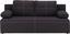Pohovka S Rozkladom München - sivá/biela, Konvenčný, textil (202/88/84cm) - Mömax modern living