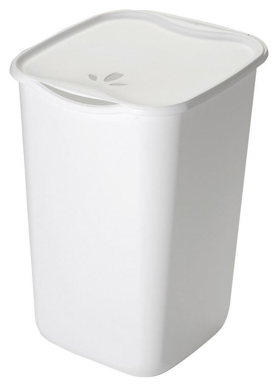 Wäschebox Rosalia - Blau/Gelb, KONVENTIONELL, Kunststoff (38/55/38cm)