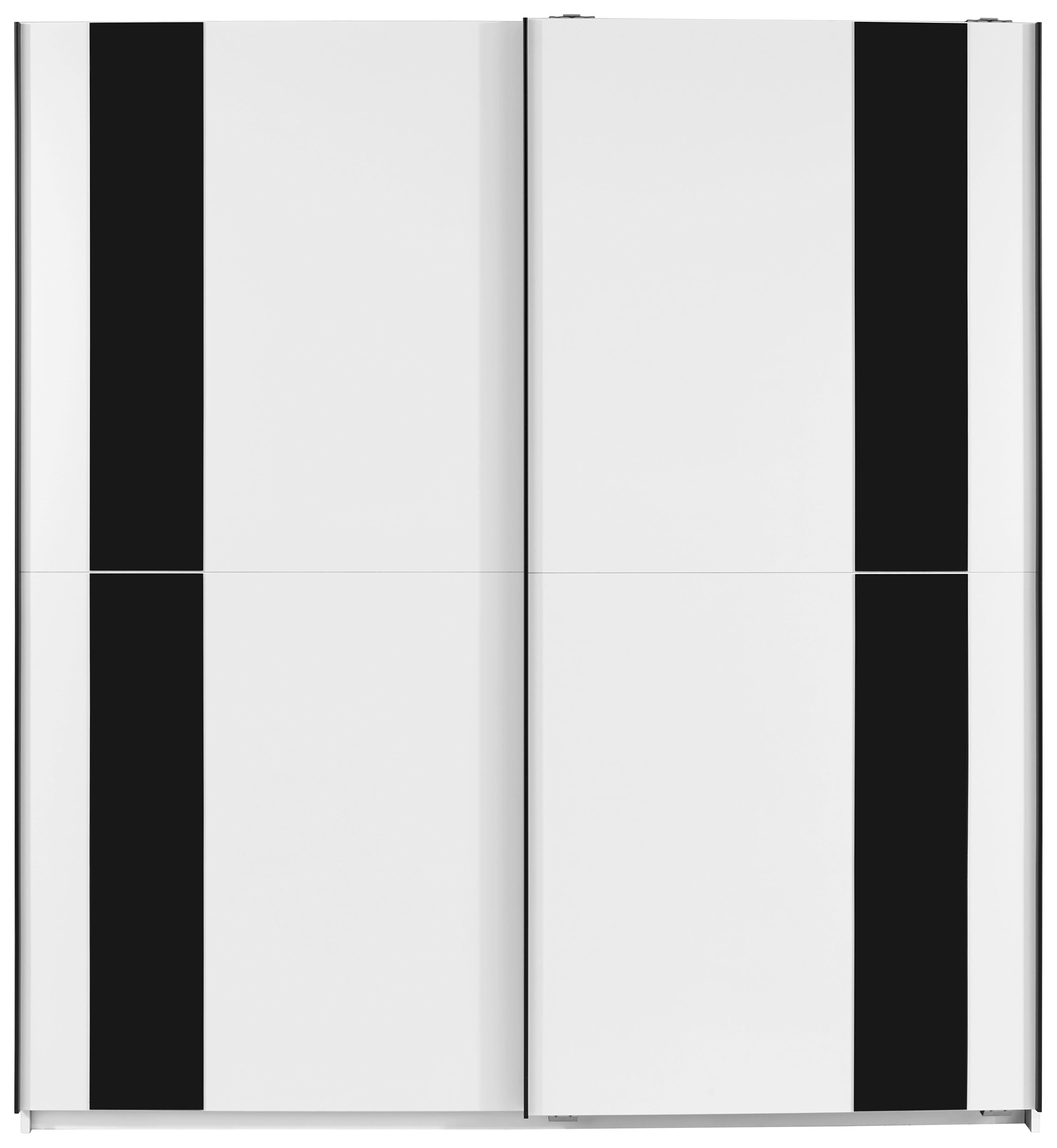 Schwebetürenschrank weiß grau  Schwebetürenschrank Kiel online kaufen ➤ Möbelix