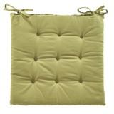Sedák Cenový Trhák - zelená, textilie (40/40/2cm) - Based