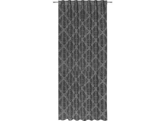 Záves Charles - sivá, Štýlový, textil (140/245cm) - Mömax modern living