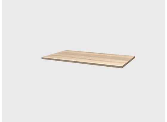 Pracovní Deska Samoa  Aps - 150 + Dekor - Konvenční, dřevo (150/60cm)