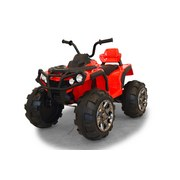 Ride-On Quad Protector Rot - Rot/Schwarz, Basics, Kunststoff (103/65,5/67cm)