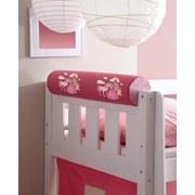 Nackenrolle Pink, Pferd L: 79cm - Pink, KONVENTIONELL, Textil (79/16,5/16,5cm) - Livetastic