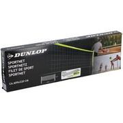 Diverse Outdoorspiele Dunlop Sportnetz 609x220 cm - Gelb/Grau, Basics, Metall (4.8/20/62cm)