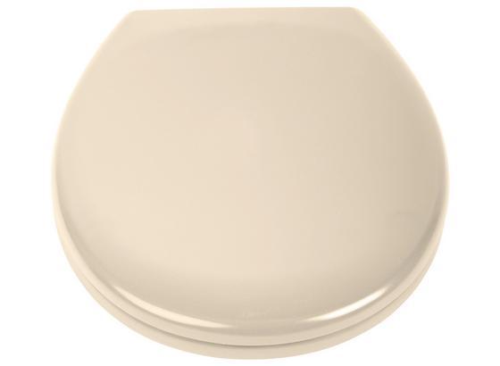 wc sitz duroplast beige online kaufen m belix. Black Bedroom Furniture Sets. Home Design Ideas