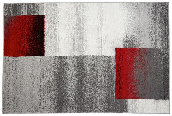 Szőnyeg Florence - Bézs/Piros, konvencionális, Textil (160/230cm) - Ombra