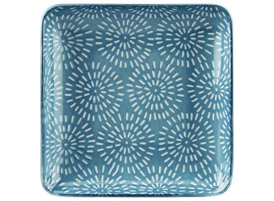 Platte Nina Aus Porzellan - modrá, keramika (12,5cm) - Mömax modern living