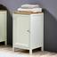 Spodní Skříňka Jule - bílá, Moderní, kov/dřevo (40/68/38cm) - Modern Living