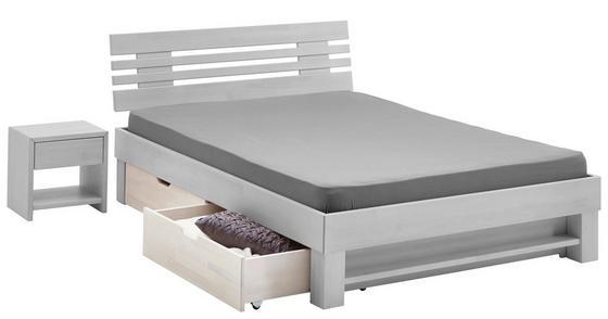 Úložný Prostor Julia - bílá, Konvenční, dřevo/umělá hmota (88/21/65cm)