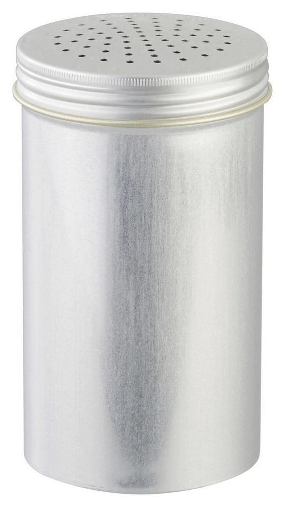 Kakaószóró Ezüst Színben - ezüst színű, konvencionális, fém (7/11,5cm)