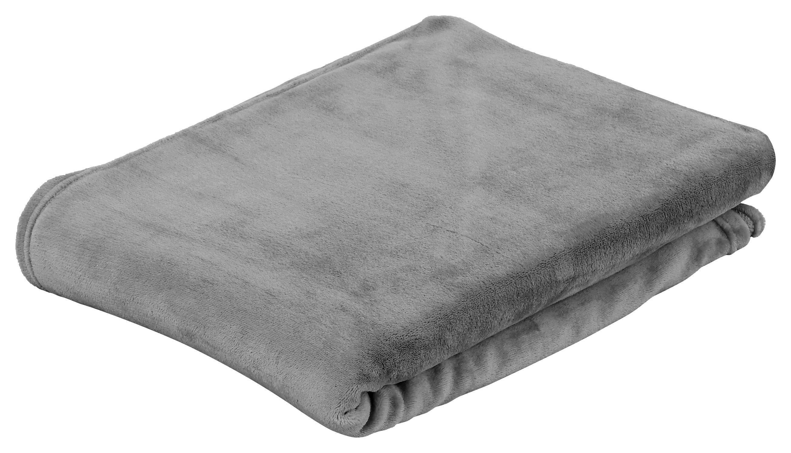 Puha Takaró Marlies - szürke, konvencionális, textil (150/200cm) - LUCA BESSONI