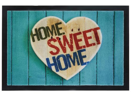 Rohožka Home Sweet Home 2 - viacfarebná, Moderný, textil (40/60cm) - Mömax modern living