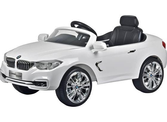 Auto Na Dálkové Ovládání Carina Bmw -ext- - bílá, kov/umělá hmota (119,5/68,3/52cm)