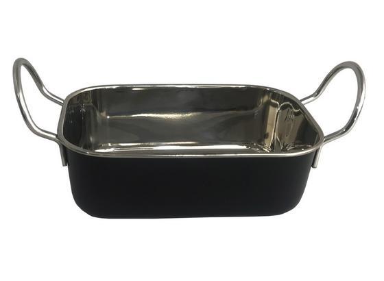 Pánev Servírovací Fries - černá, Moderní, kov (14,6ml) - Mömax modern living