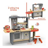 Kinderküche Chef Corner - Multicolor, Basics, Kunststoff (76/23,5/82cm)