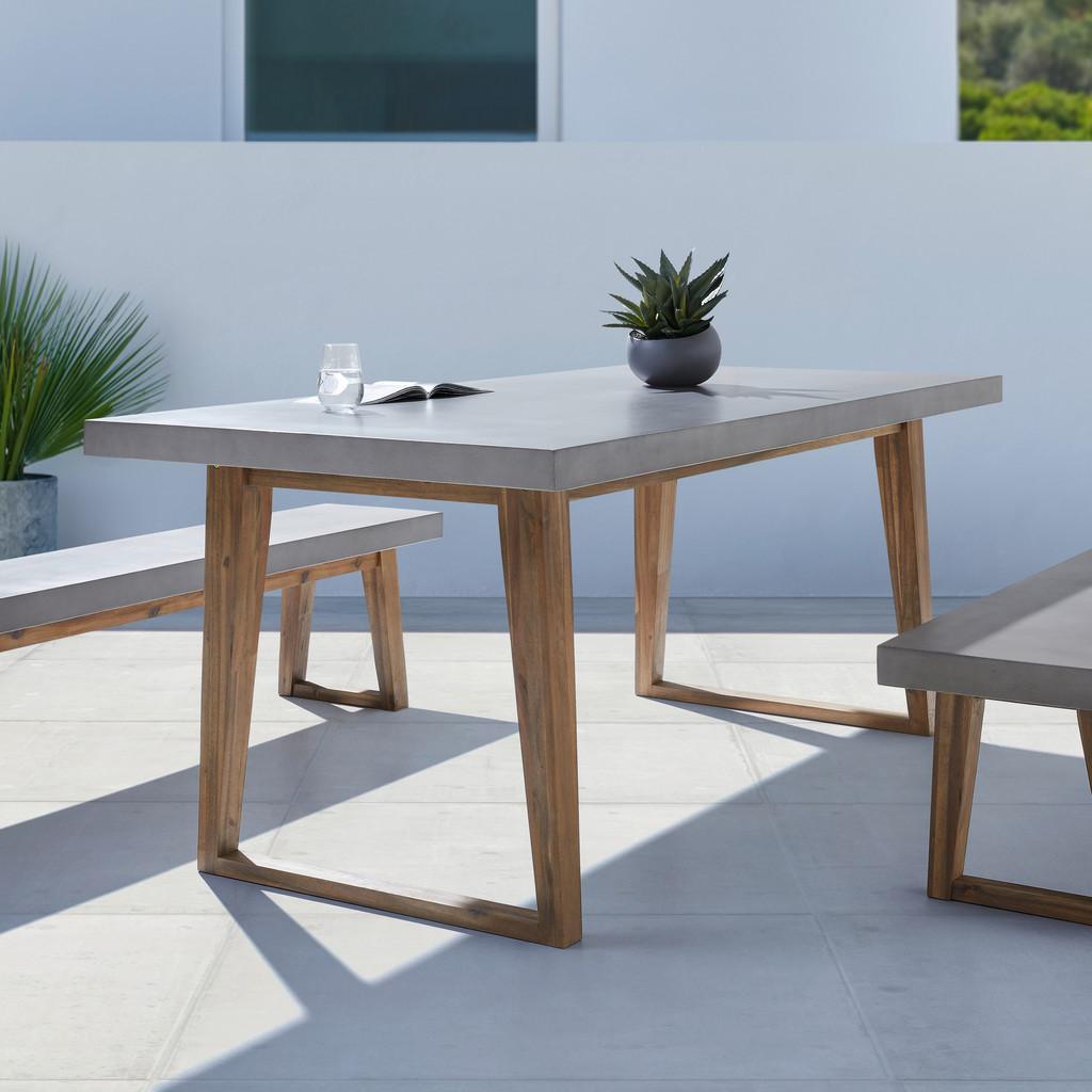 Záhradný stôl Frederica