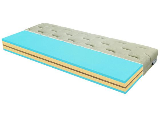 Matrace Lavender Kokos - bílá, Konvenční, textilie (140/200/17cm) - Primatex Deluxe