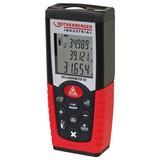 Distanzmessgerät Ro Laser 50 - Rot/Schwarz, MODERN, Kunststoff (11/15/3cm)