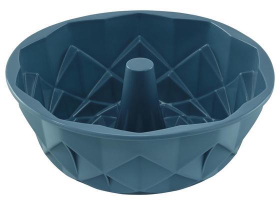 Forma Na Pečenie Elina - modrá, Moderný, plast (25/9cm) - Mömax modern living