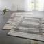 Tkaný Koberec Montana 1 - šedá, textil (80/150cm) - Mömax modern living