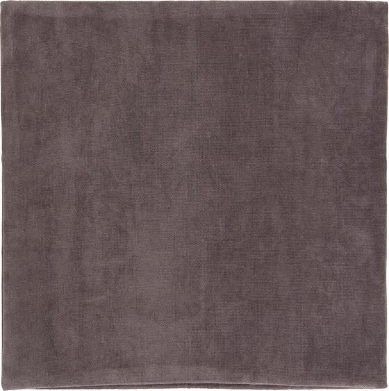 Povlak Na Polštář Marit - šedá, textil (40/40cm) - MÖMAX modern living