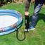 Luftpumpe Air Hammer für Luftbetten H:30cm 62002 - Schwarz, MODERN, Kunststoff (30cm) - Bestway