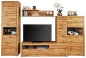 Doporučená Kombinace Tizio 2 - šedá/barvy dubu, Moderní, kompozitní dřevo (269/206/50cm)