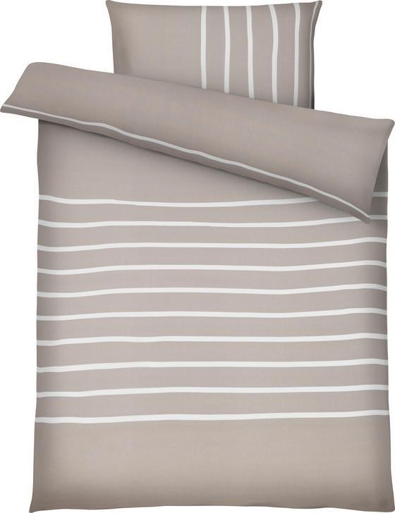 Povlečení Tamara -ext- - béžová, Moderní, textilie (140/200/cm) - Mömax modern living