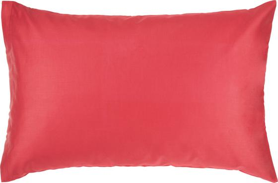 Povlak Na Polštář Belinda - červená, textil (40/60cm) - PREMIUM LIVING