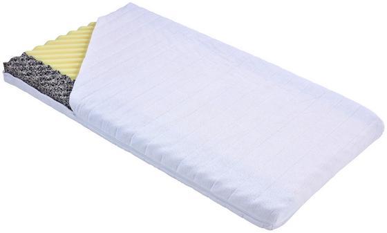 Detský Matrac Svenja - biela, textil (70/140cm)