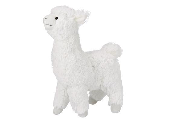 Zvířátko Plyšové Bunny - bílá, textil (36cm) - Mömax modern living