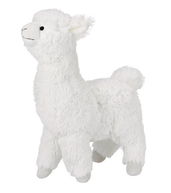 Zvířátko Plyšové Bunny - bílá, textilie (36cm) - Mömax modern living