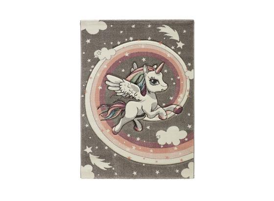 Dětský Koberec Unicorn - vícebarevná, textil (100/150cm) - Mömax modern living