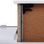 Šatní Lavice Nagos - bílá/barvy dubu, Moderní, kompozitní dřevo (90/53,4/36,9cm)