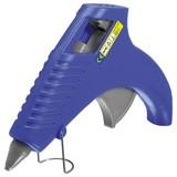 Heißklebepistole 60w - Blau, Kunststoff (26,3/5,5/15,70cm) - Erba