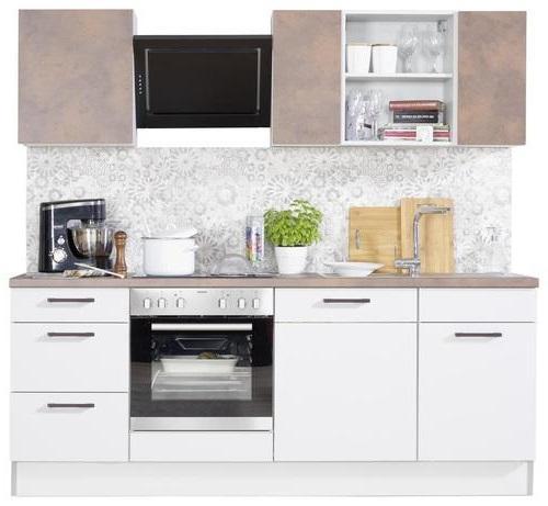 Küchenblock mit 3 teiligem Geräteset