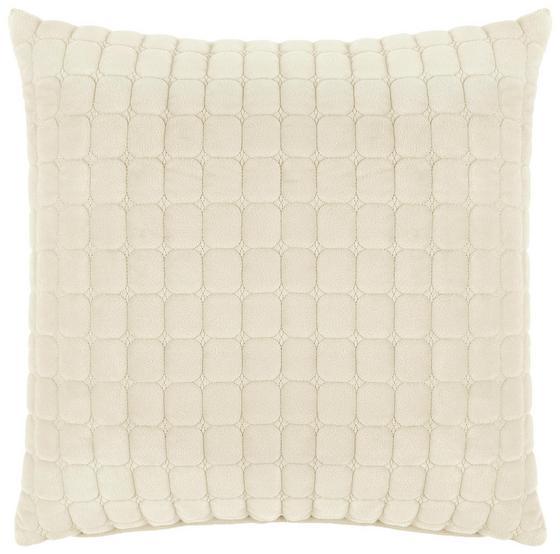 Zierkissen Emilia - Beige, MODERN, Textil (45/45cm) - Luca Bessoni