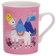 Kaffeebecher Ramon - Multicolor, MODERN, Keramik (0,26l) - Luca Bessoni