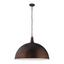 Závesná Lampa Ricardo - hnedá, Moderný, kov (70/130cm) - Mömax modern living