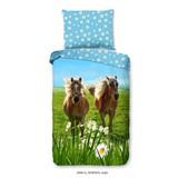Bettwäsche Pferde - Multicolor, Basics, Textil