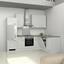 Küchenleerblock Wito 280x170cm Weiß - Weiß, KONVENTIONELL, Holzwerkstoff (280/170cm) - Bessagi Home
