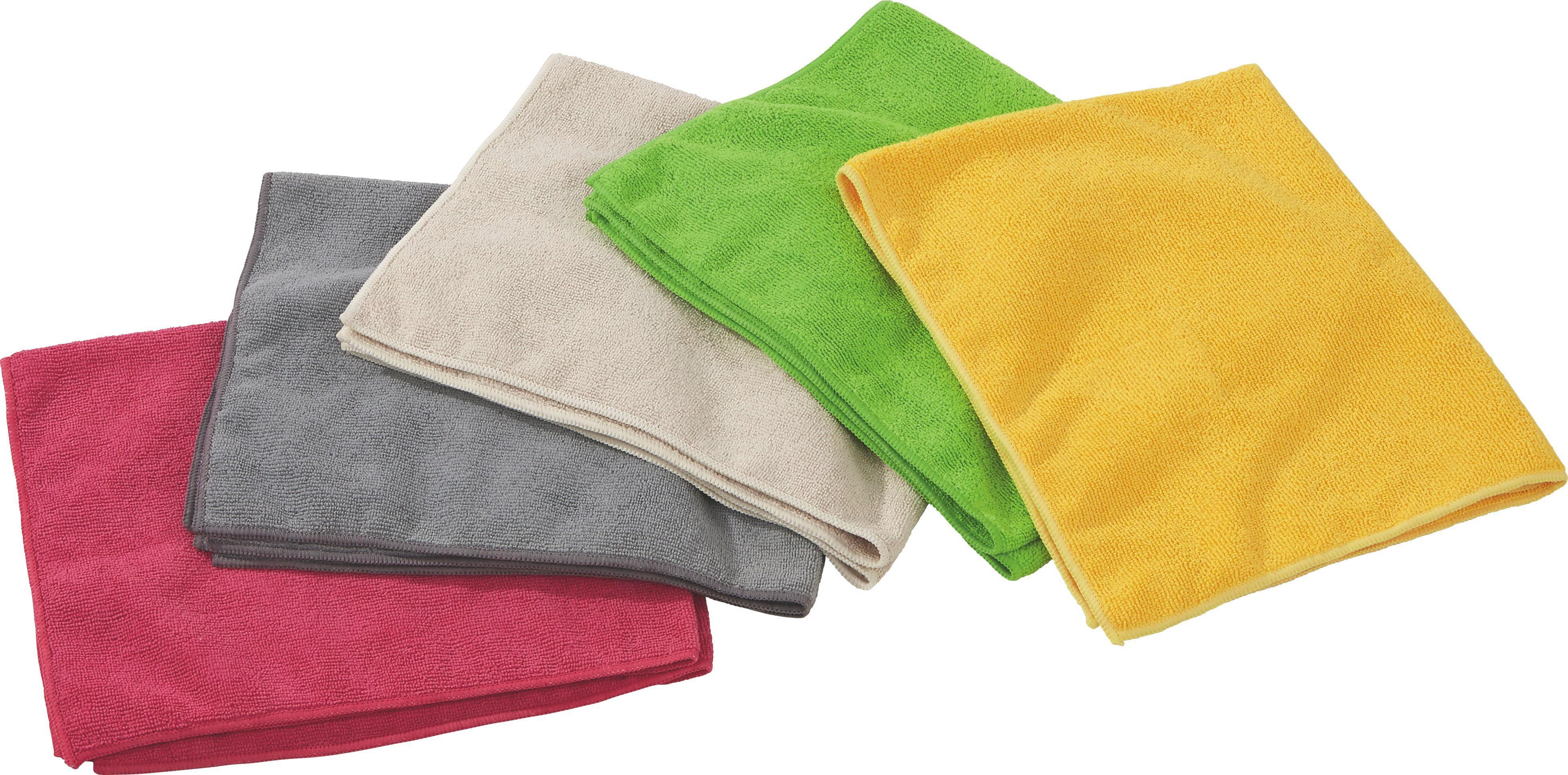 Mikroszálas Kendő Elinja - pink/sárga, konvencionális, textil (50/60cm) - OMBRA