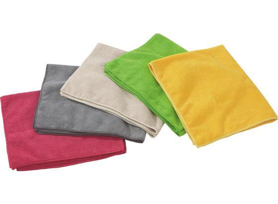 Mikroszálas Kendő Elnera - Pink/Sárga, konvencionális, Textil (50/60cm) - Ombra