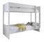 Etagenbett Luka 2x 90x200 cm Weiß - Weiß, KONVENTIONELL, Holzwerkstoff (210/174/101cm)