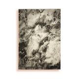 Webteppich Jana 120x170 cm - Anthrazit/Hellgrau, Textil (120/170cm) - Ombra