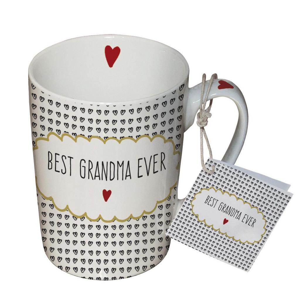 Hrnček Na Kávu Best Grandma