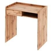 Schreibtisch Bady 80 cm Eiche - Eichefarben, MODERN, Holzwerkstoff (80/80/50cm)