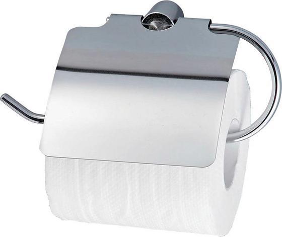 Držiak Na Toaletný Papier Tally - farby chrómu, Moderný, kov (19,50/12/5cm)