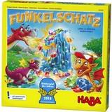 Brettspiel Funkelschatz - Blau/Gelb, MODERN, Kunststoff (22/22/5cm)